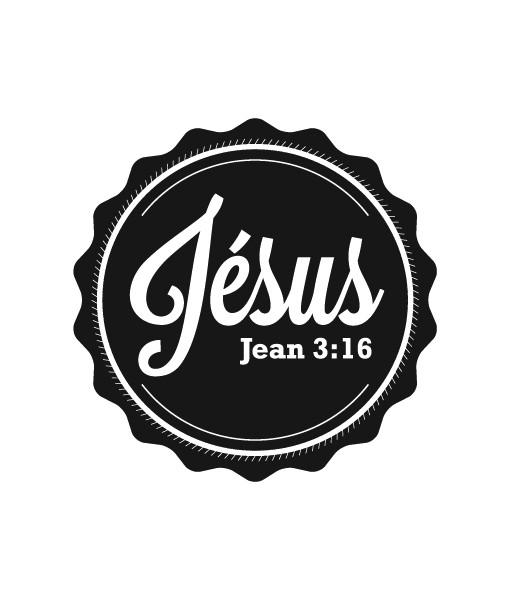 tampon Jésus